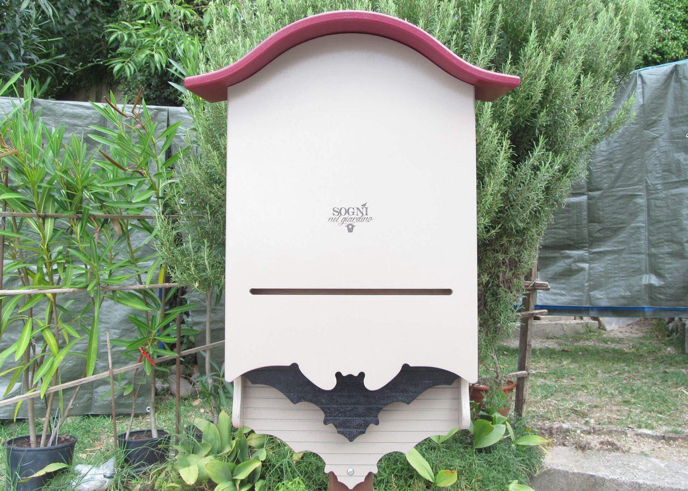 casetta pipistrelli
